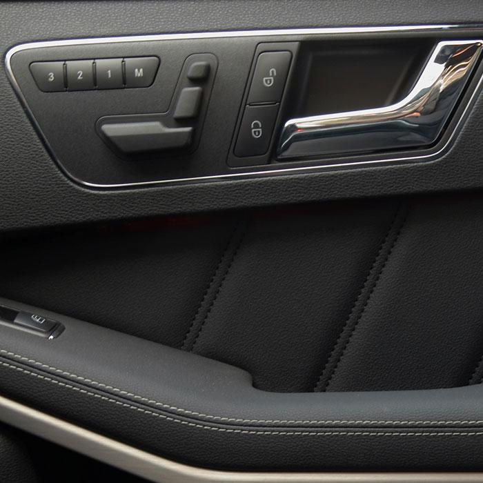 Interior Auto Detailing