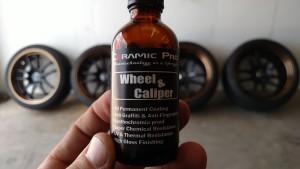 Ceramic Pro Wheel & Caliper
