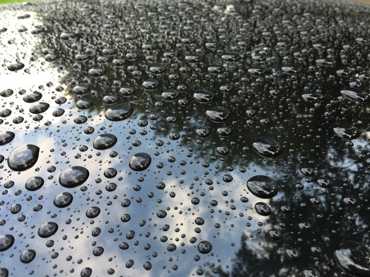 How Can I Remove The Water Spots From My Car S Finish