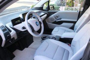 protecting car interior