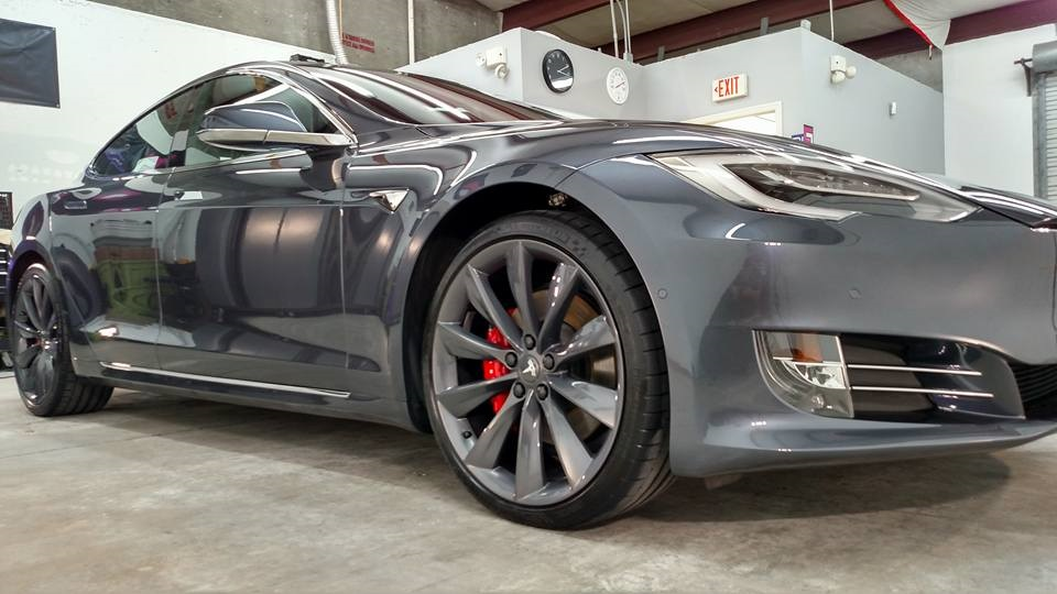 Tesla Owners Protect Your Investment With Ceramic Coating