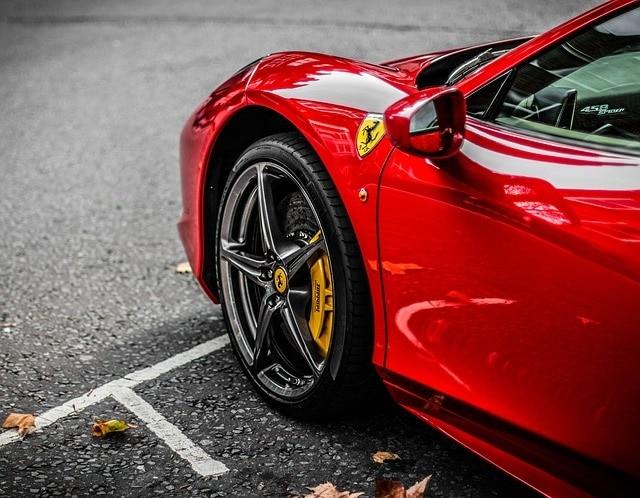 3M PPF Ferrari