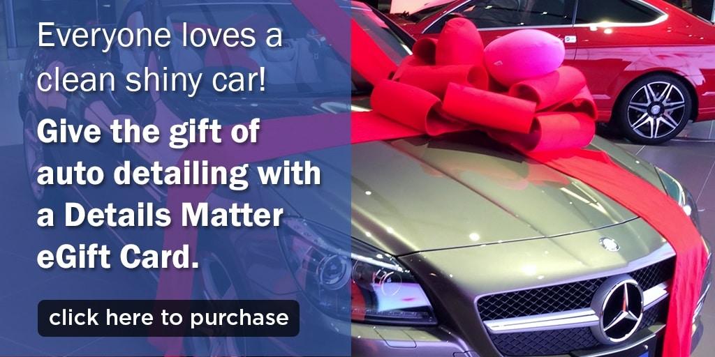 Details Matter e-gift card