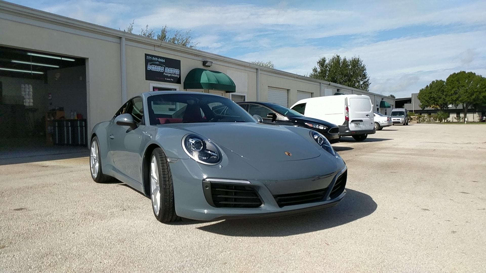 Porsche Details Matter LLC.