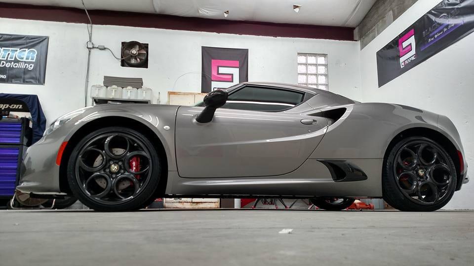 Alfa Romeo Details Matter LLC.