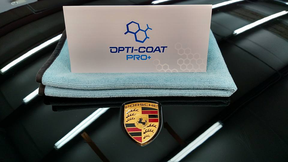 Opti Coat Pro Porsche